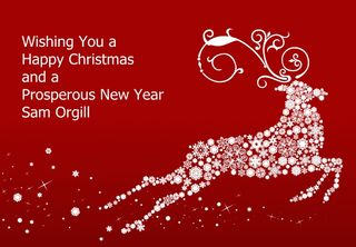 Merry Xmas & Prosperous New Year